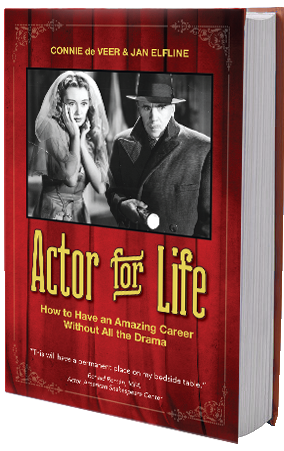 Actor For Life the book